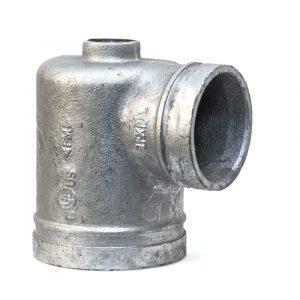 Hydrant Tee 100x80x25