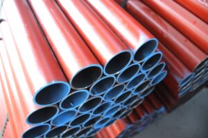 DFS Painted Pipe